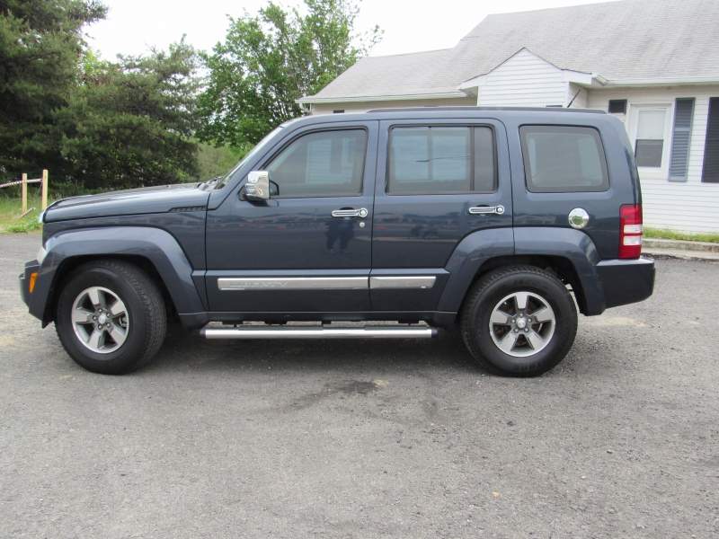 Jeep Liberty 2008 price $5,495