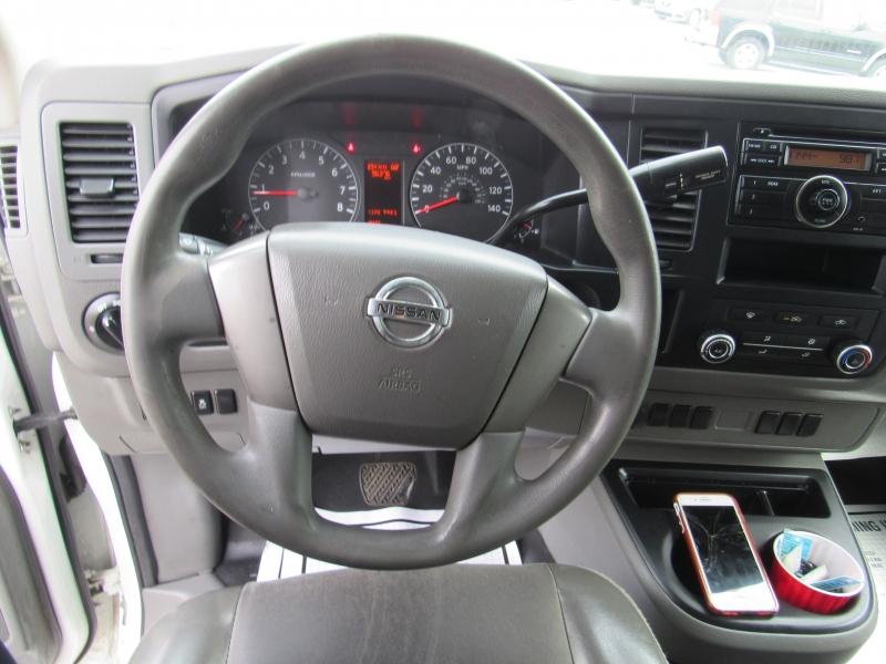 Nissan NV 2016 price $12,695