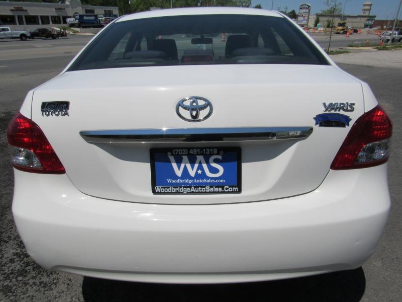 Toyota Yaris 2007 price $5,495