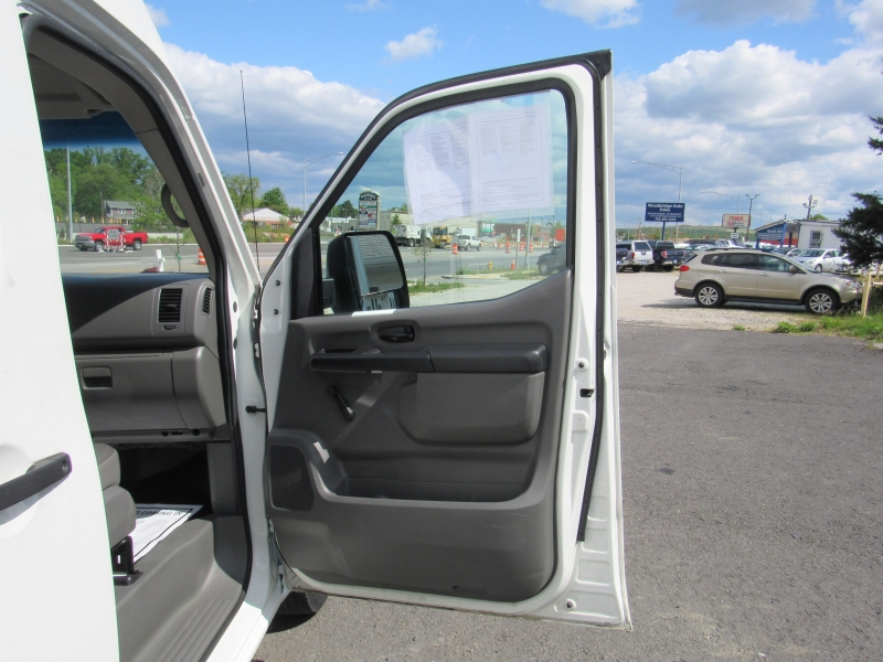 Nissan NV 2016 price $12,895