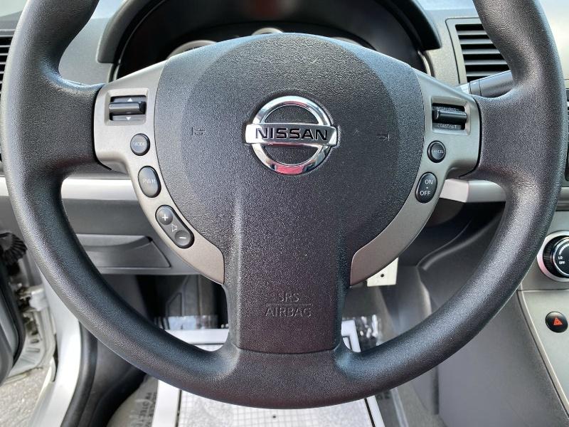 Nissan Sentra 2012 price $8,495