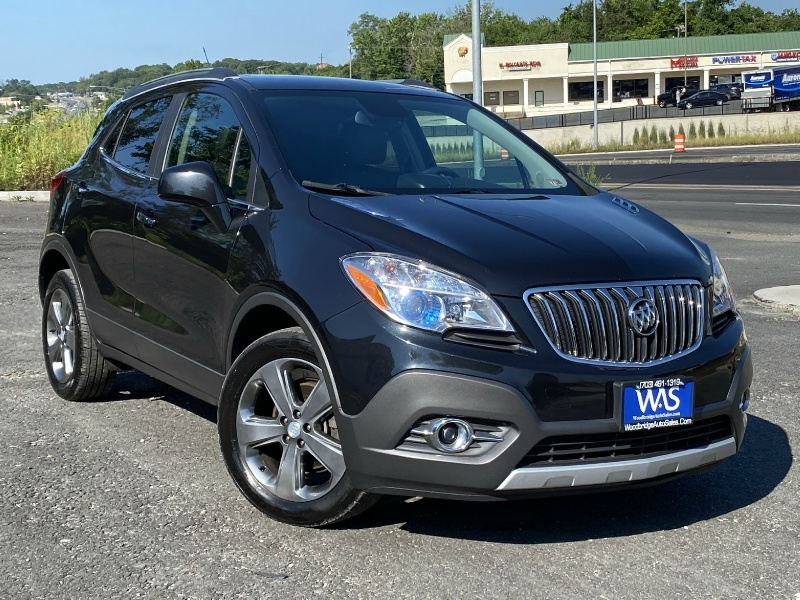Buick Encore 2013 price $10,749