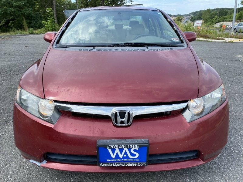 Honda Civic Sdn 2008 price $5,995