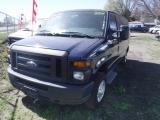 Ford E150 Cargo 2012