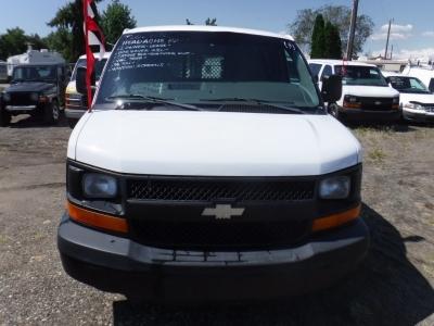 2009 Chevrolet Express 2500 Cargo Van 3D
