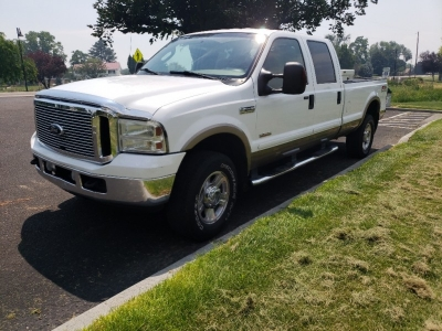 2006 Ford Super Duty F-350// Powerstroke// Deisel