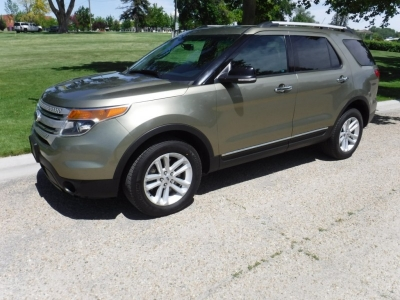 WoW!!! GreaT DeaL!!! 2013 Ford Explorer 4WD // Third Row Seating
