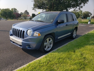 2007 Jeep Compass Limited Sport Utility 4D