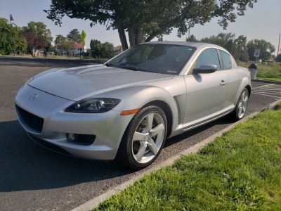 2005 Mazda RX-8 Coupe 4D