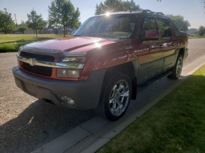2002 Chevrolet Avalanche 1500 // 4X4 // GreaT ConDitioN // 4D