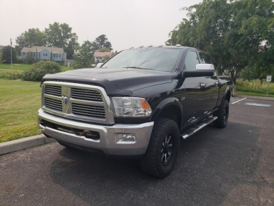 "2012 Ram 2500 4WD Crew Cab 149"" Laramie Power Wagon"
