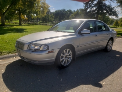 2002 Volvo S80 // 4 Door // FWD // Clean CarFax!!!