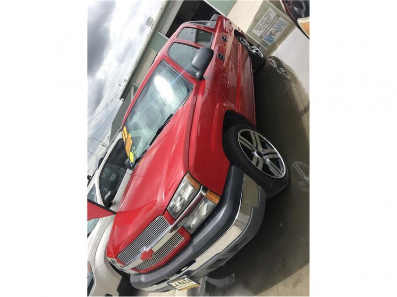 Chevrolet Avalanche 1500 2003 price $7,999