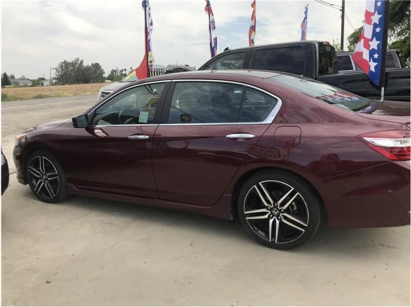 Honda Accord 2016 price $12,999