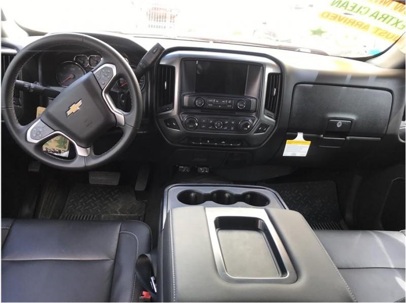 Chevrolet Silverado 1500 Crew Cab 2018 price $35,999