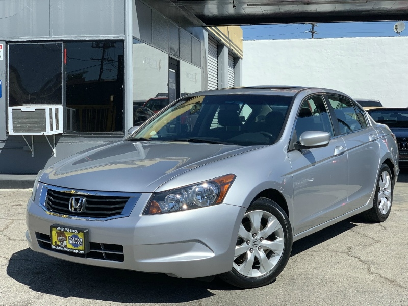 Honda Accord Sdn 2008 price $8,499