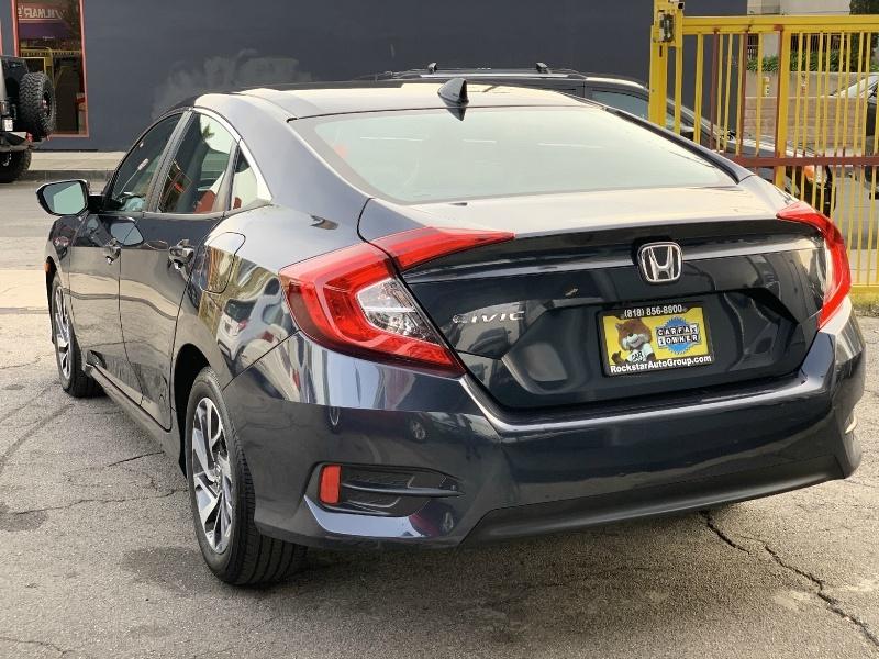 Honda Civic Sedan 2018 price $18,995