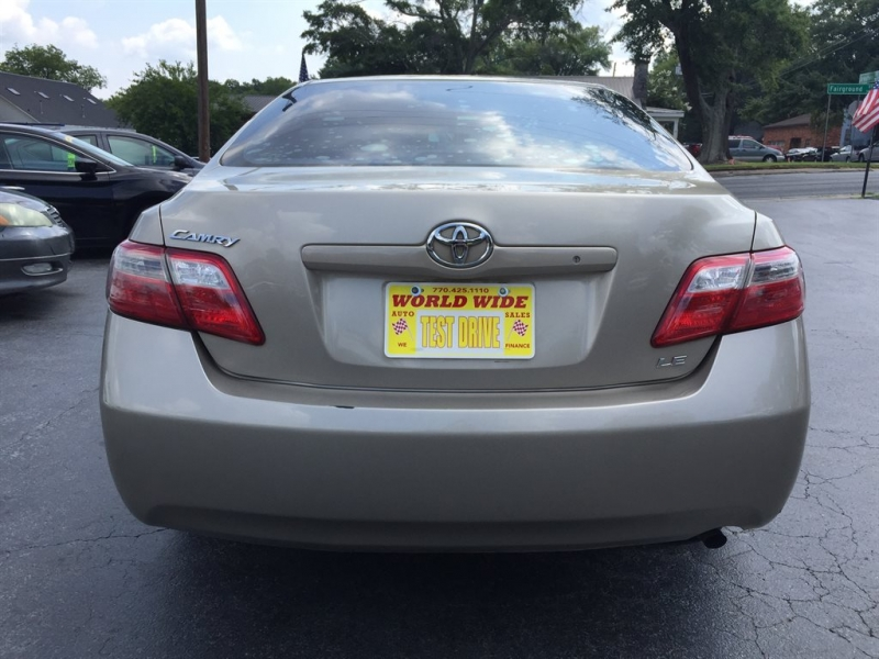 Toyota Camry 2008 price $1,500 Down
