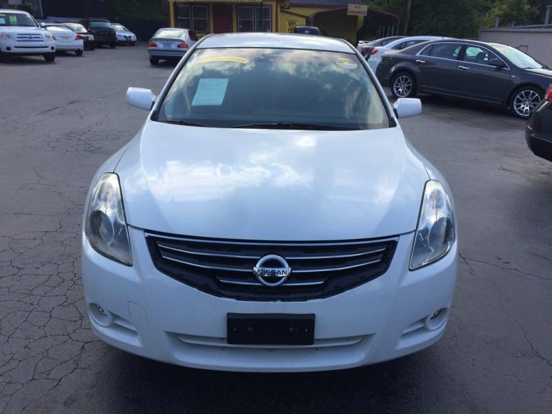 Nissan Altima 2012 price $1,500 Down