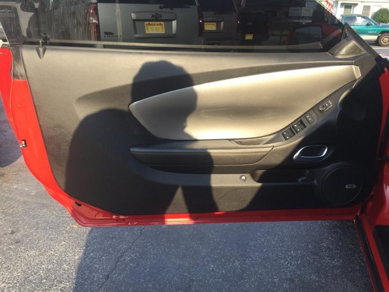 Chevrolet Camaro 2012 price $12,500