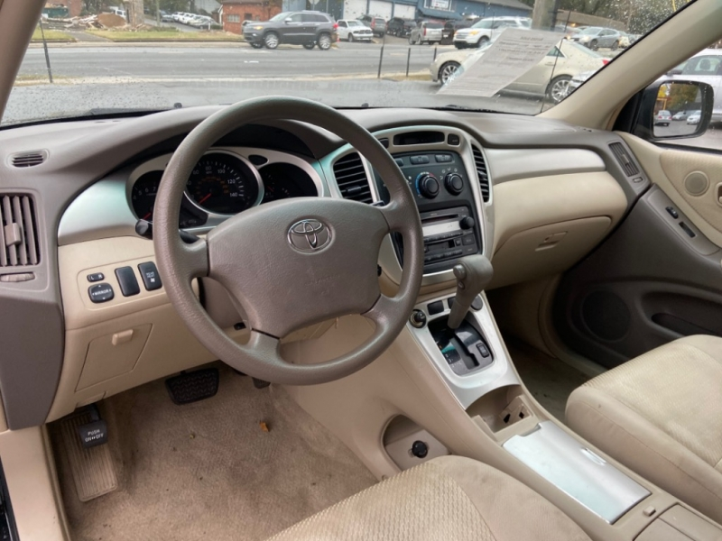 Toyota Highlander 2006 price $1,500 Down