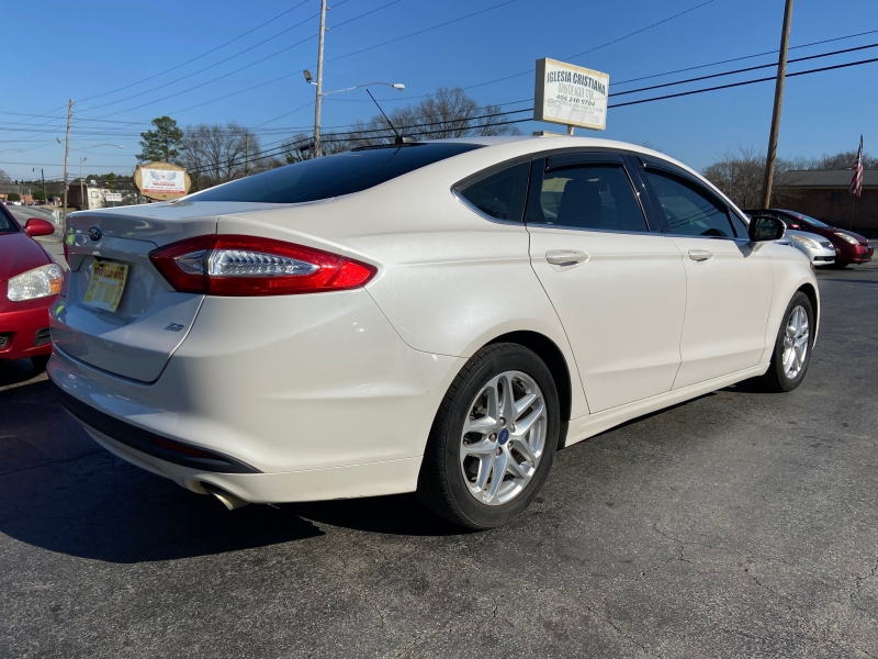 Ford Fusion 2013 price $1,500 Down