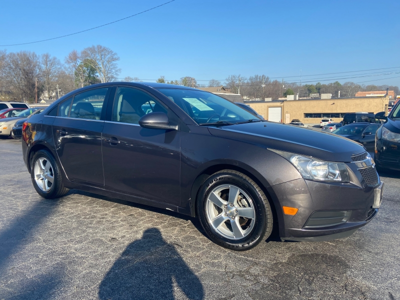 Chevrolet Cruze 2014 price $2,000 Down