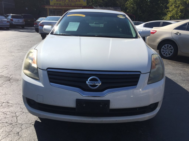 Nissan Altima 2007 price $1,500 Down