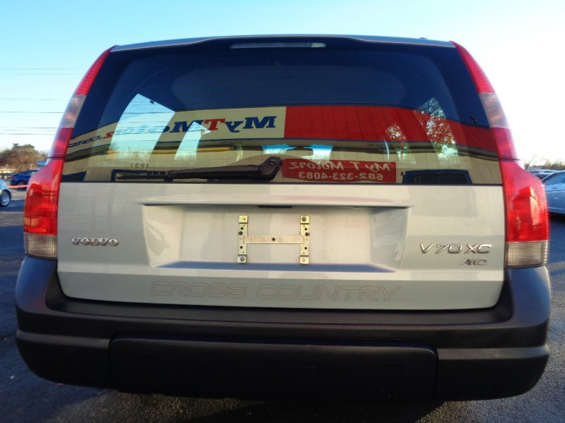 2001 Volvo V70 XC AWD A SR 5dr Wgn AWD Turbo w/SR