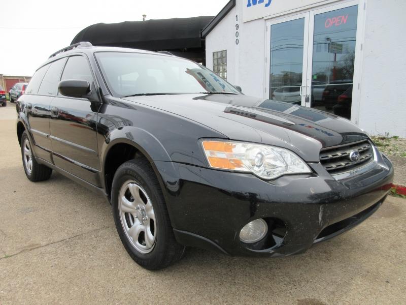 Subaru Legacy Wagon 2007 price $5,695
