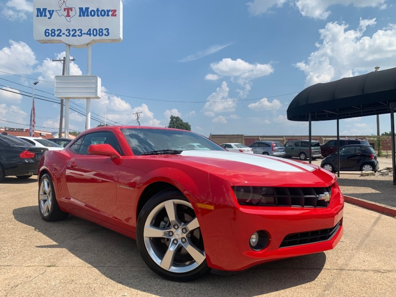 Chevrolet Camaro 2012 price $10,495