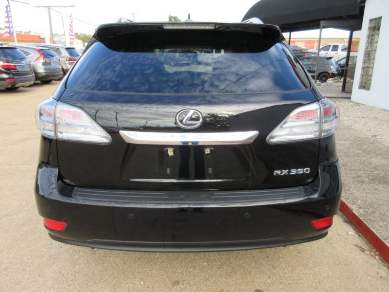 Lexus RX 350 2012 price $10,995
