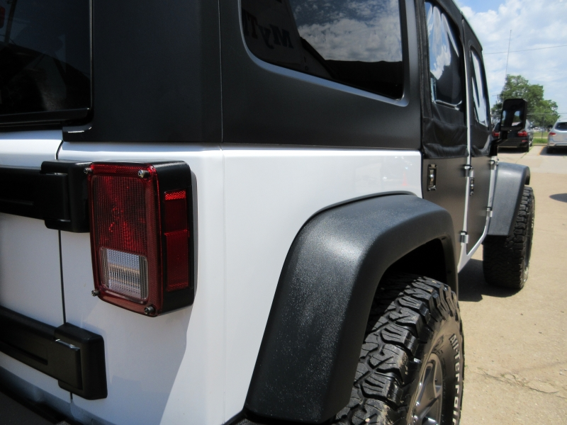 Jeep Wrangler Unlimited 2016 price $22,795