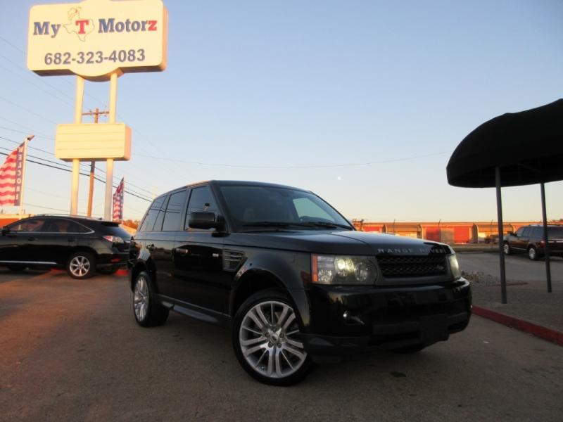 Land Rover Range Rover Sport 2011 price $11,895