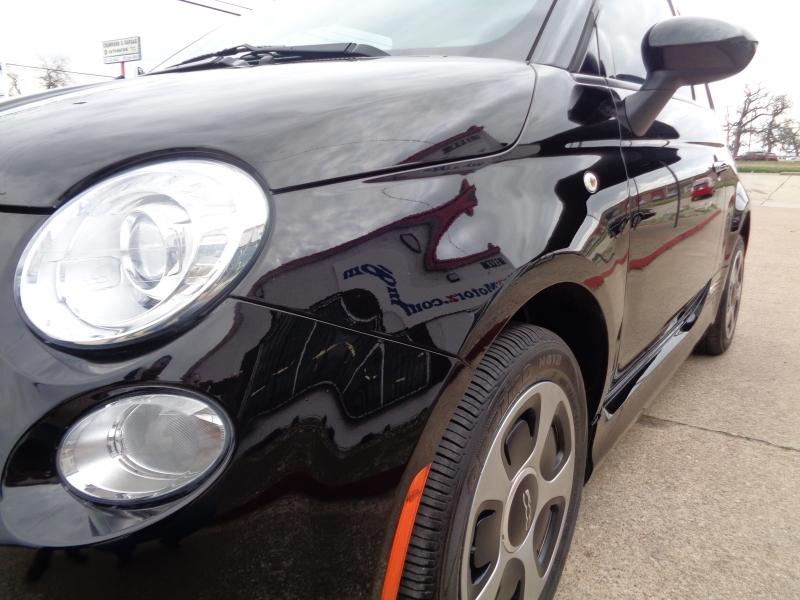 Fiat 500e 2014 price $6,495