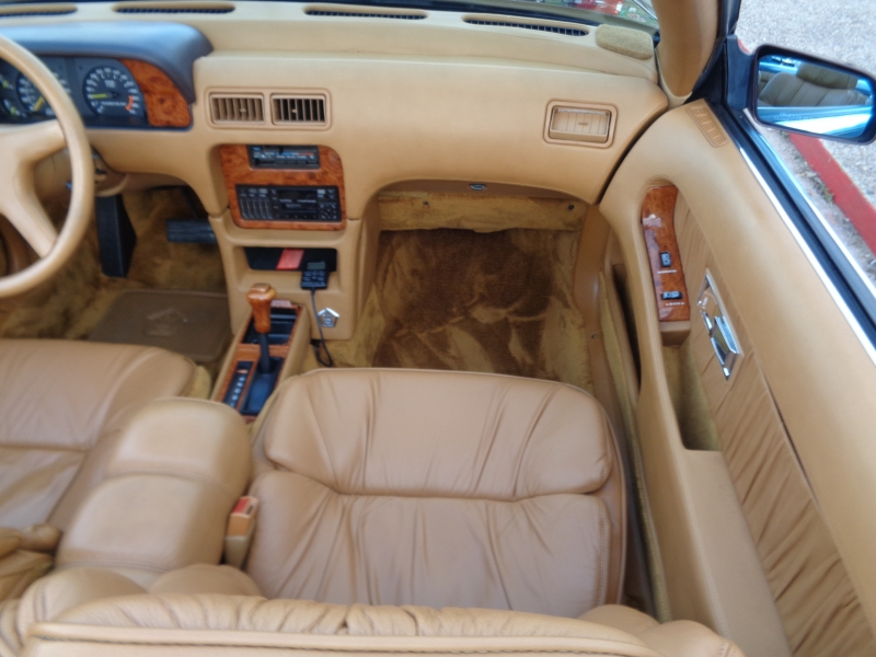 Chrysler TC by Maserati 1989 price $7,495