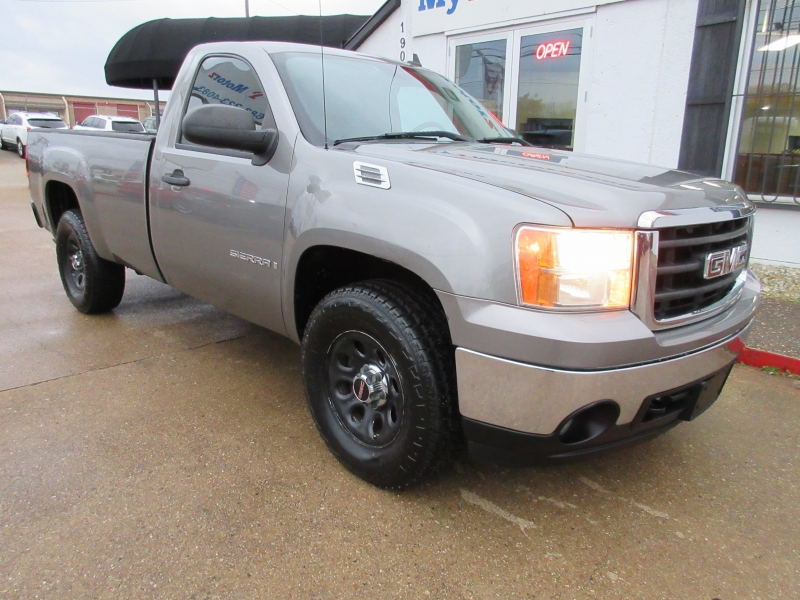 GMC Sierra 1500 2008 price $7,795