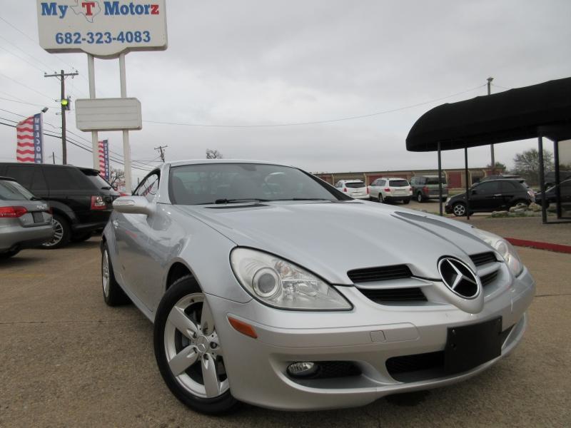 Mercedes-Benz SLK-Class 2006 price $7,995