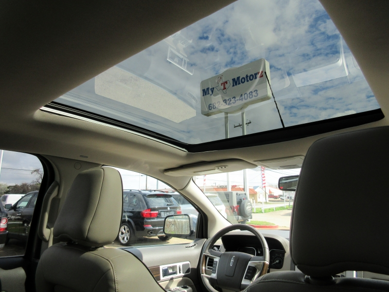 Lincoln MKX 2008 price $8,995