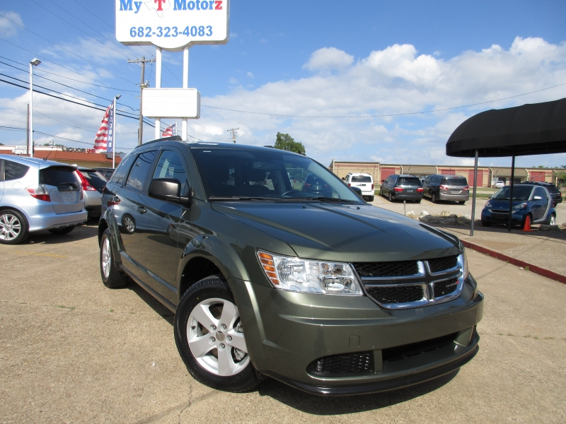 Dodge Journey 2017 price $11,995