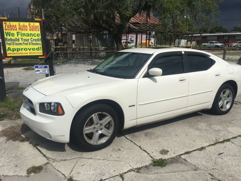 DODGE CHARGER 2008 price $6,900