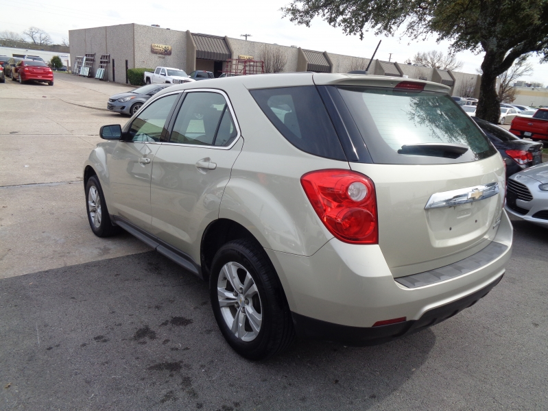 Chevrolet Equinox 2015 price $6,995