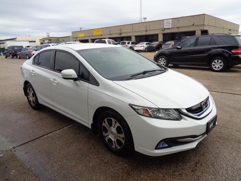 Honda Civic Hybrid 2013 price $7,495