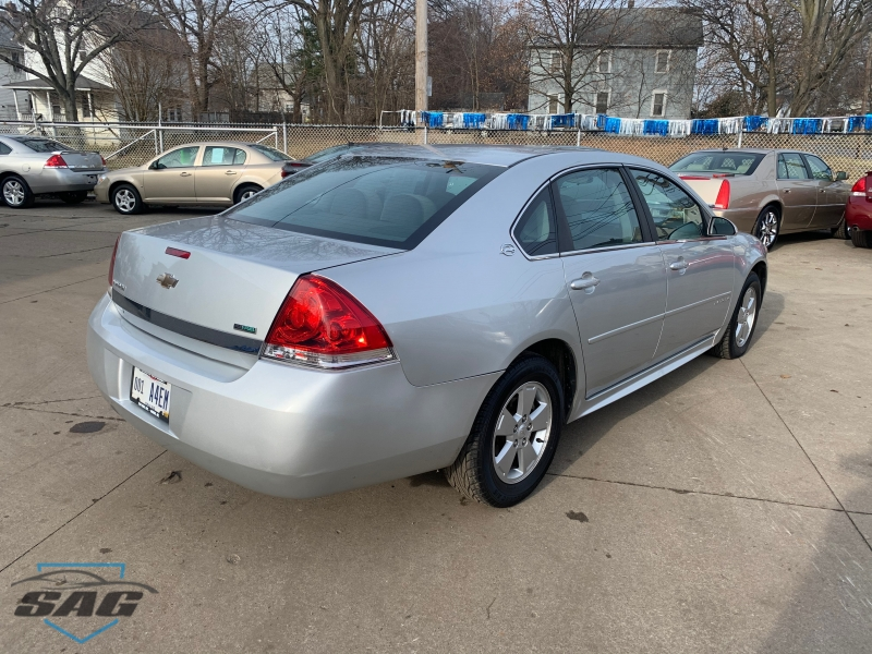 Chevrolet IMPALA 2011 price $2,995