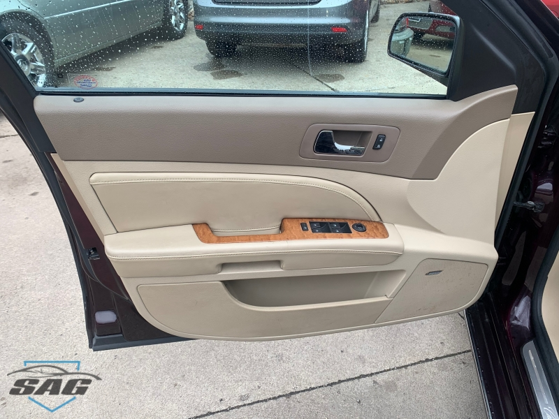 CADILLAC STS 2009 price $6,250
