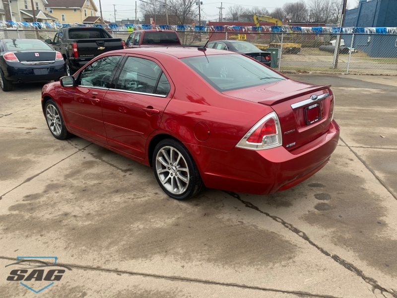 FORD FUSION 2009 price $4,500