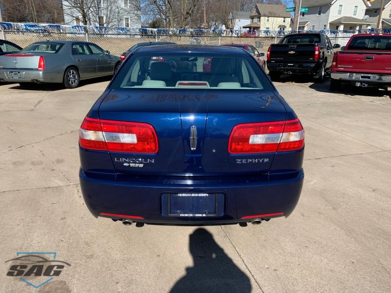 LINCOLN ZEPHYR 2006 price $5,500