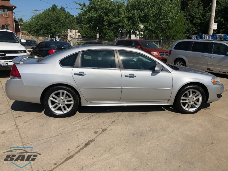 CHEVROLET IMPALA LIMITED 2014 price $7,500