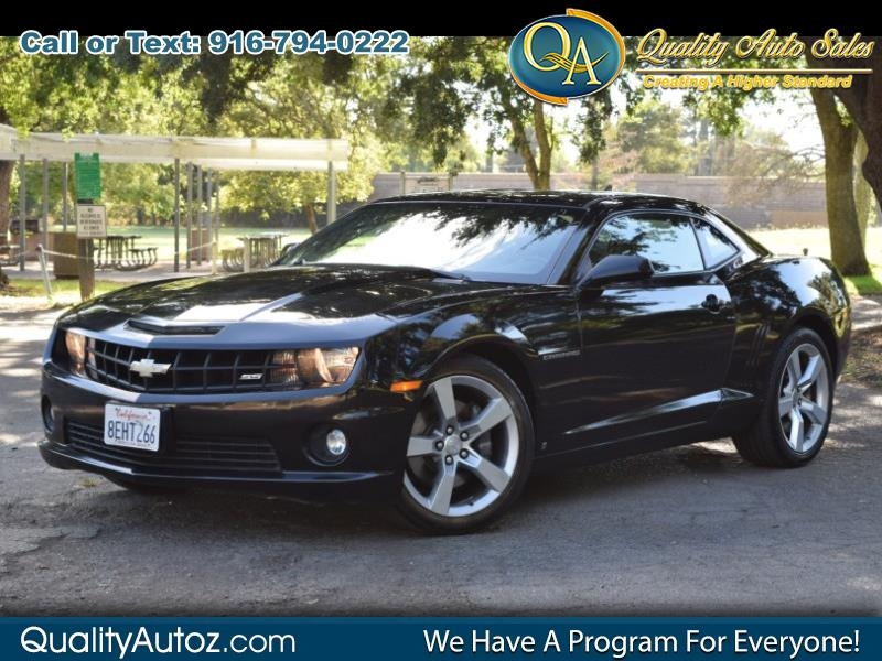 2010 Chevrolet Camaro Ss Coupe 2d