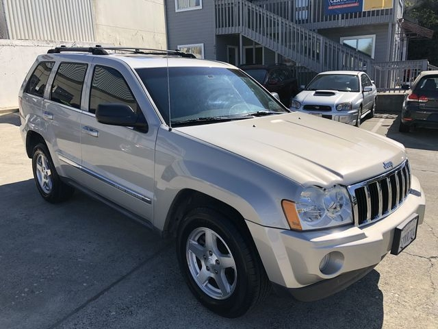 Jeep Grand Cherokee 2007 price $6,595